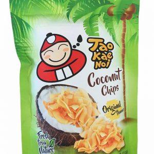 CHIPS COCONUT TAOKAENOI 40G