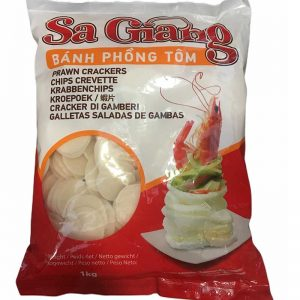 PRAWN CRACKERS SG 1KG