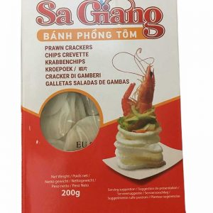 PRAWN CRACKERS SG 200G