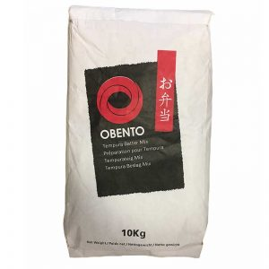 TEMPURA OBENTO 10KG