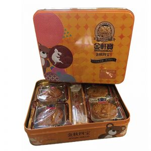 MOONCAKE 4 MIX JXB 400G