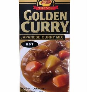 GOLDEN CURRY HOT SB 92G