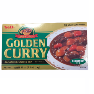 GOLDEN CURRY MH SB 1KG