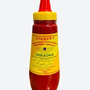 SOS CHILI SRIRACHA LH 308G